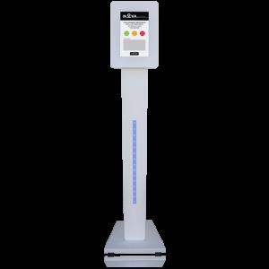 Quiosque Multimédia, Sistema de Inquérito de Satisfação, SV-TOWER KIOSK - ANDROID - Branco